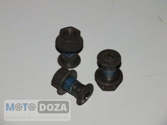 Болты крепления тормозного диска JOG SA 12J (3 шт.) б/у