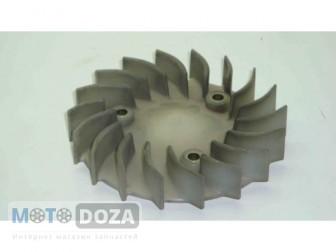 Вентилятор охлаждения двигателя DIO AF56 б/у