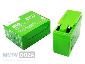 Аккумулятор DIO ZX MSU Taiwan 4 A / h (гель)