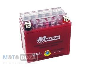 Аккумулятор АКБ MSU Taiwan 5 A / h ( гель) DELTA / ALHPA