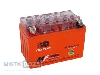 Аккумулятор АКБ MotoTech Taiwan 5 A/h (гель) ACTIVE