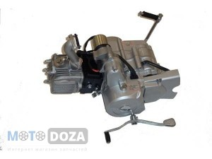Двигатель DELTA 72 cc (механика)