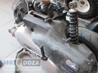 Двигатель TODAY /DIO AF62 (1-й комплектации) б/у