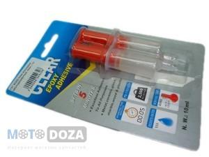 Клей эпоксидовый YST BOND (двухкомпонентный 5мин) 10г