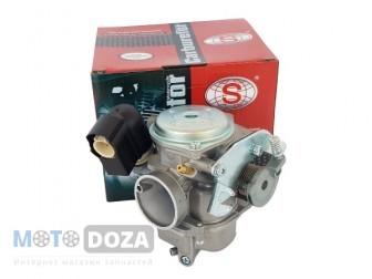 Карбюратор Honda Dio AF18/27/34. Tact AF30