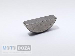 Шпонка коленвала YAMAHA / STELS Taiwan (12,0*3,0*4,5 mm)