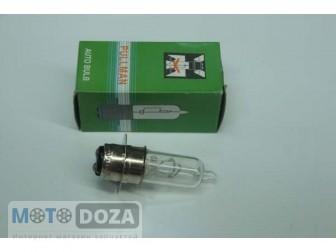 Лампочка в фару galogen LEAD (1 леп.) 12 V 18/18 W