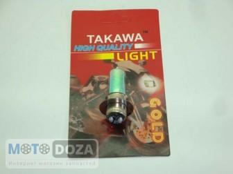 Лампочка в фару galogen (1леп.) 12V 50/50 W ''TAKAWA''