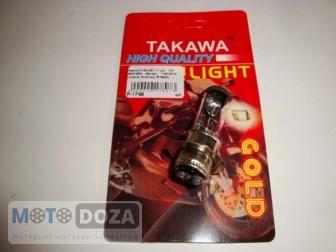Лампочка в фару galogen (1леп.) 12V 35/35 W ''TAKAWA''
