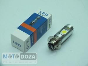 Лампа диодная LED (1леп.)