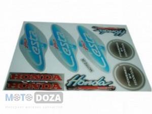 Наклейка MOTPZ- 28 CESTA -