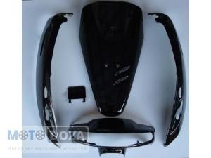 Комплект пластика DIO AF 27 (чёрный)