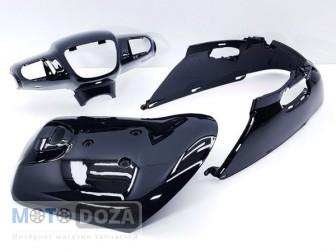 Комплект пластика  APRIO 4 JP (чёрный)