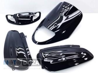 Комплект пластика JOG SA01 (чёрный)