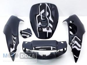 Комплект пластика LETS 2 (чёрный)