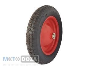 Резина + диск (на тачку) 3.00*8 (под ось 12мм)