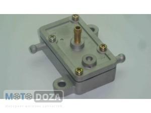 Вакуумный бензонасос GY50-150cc, 3 выхода, прямоугольный)