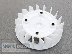 Вентилятор охлаждения двигателя GY6-150