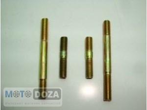 Шпильки глушителя + коллектора  GY-50/150сс 4Т (комплект)
